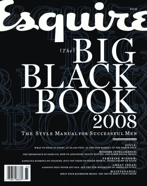 Issue: - September 2008 | Esquire