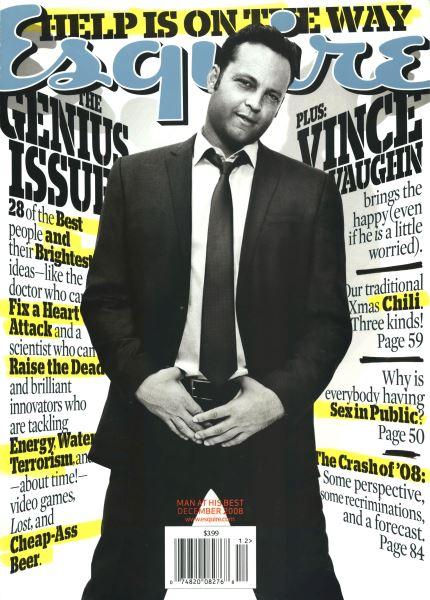 Issue: - December 2008 | Esquire