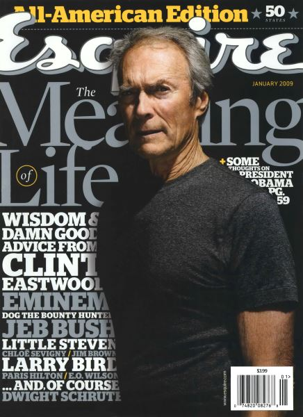 Issue: - January 2009 | Esquire