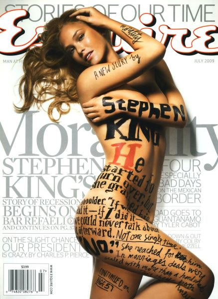 Issue: - July 2009   Esquire
