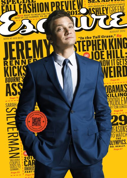 Issue: - August 2012   Esquire