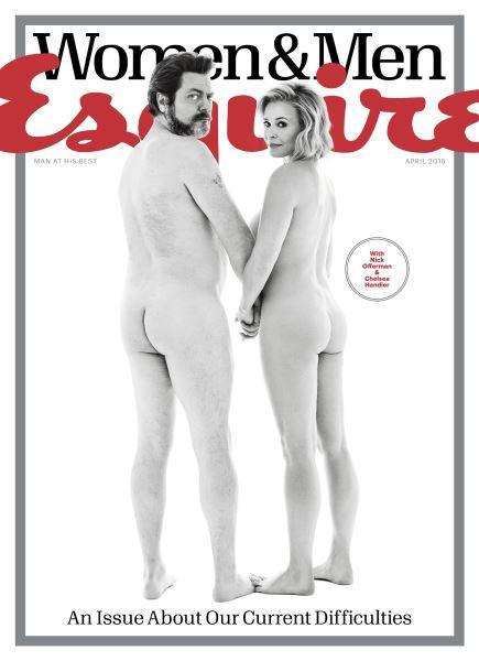 Issue: - April 2015   Esquire