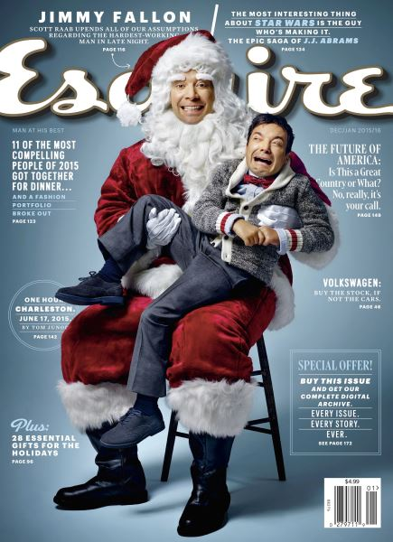 Issue: - December/January 2015 | Esquire