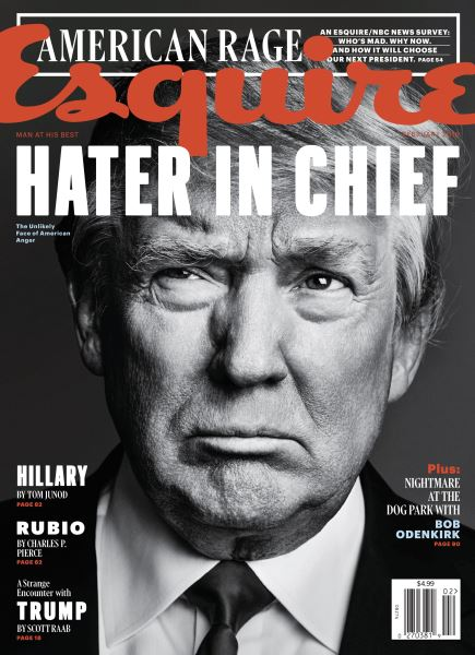 Issue: - February 2016 | Esquire