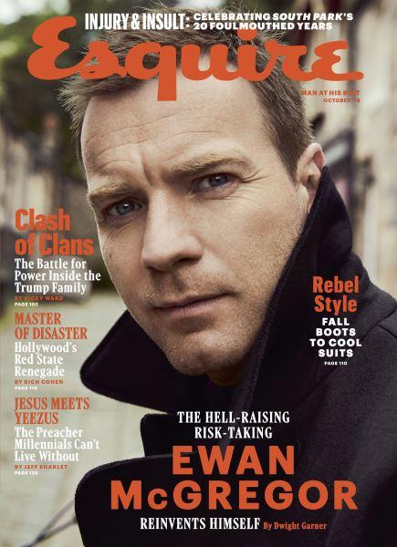 Issue: - OCTOBER 2016 | Esquire