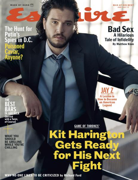 Issue: - JUNE / JULY 2017 | Esquire