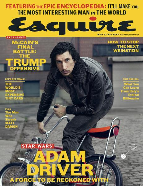 Issue: - December/January 2017 | Esquire