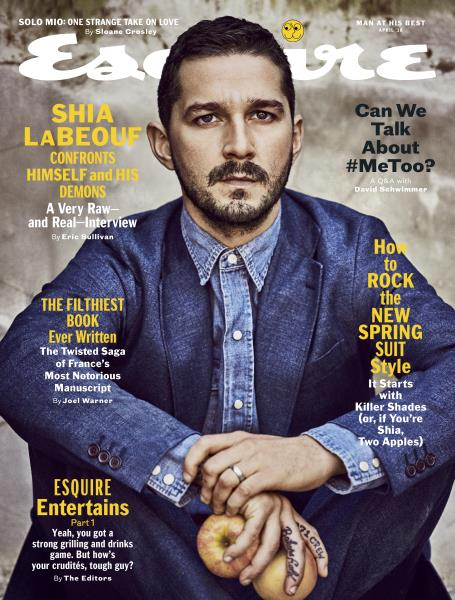 Issue: - April 2018 | Esquire