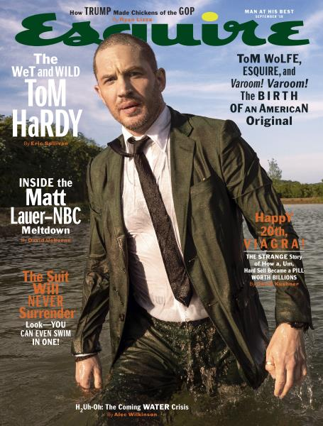 Issue: - September 2018 | Esquire