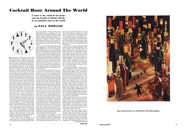Cocktail Hour Around the World