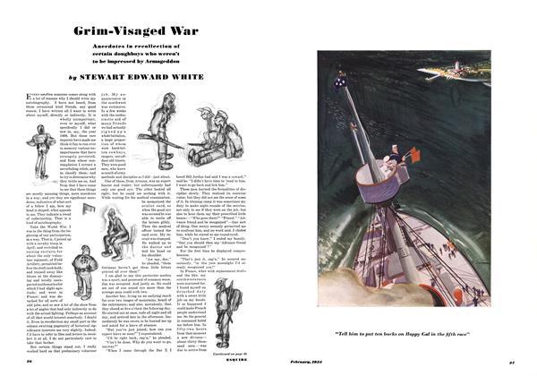 Grim-Visaged War