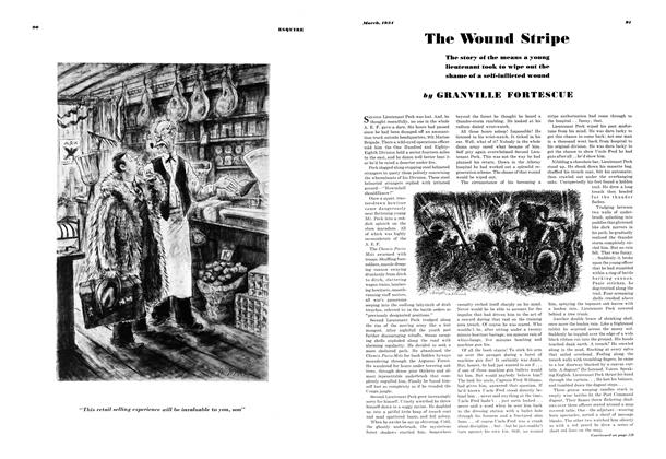 The Wound Stripe