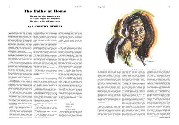 Article Preview: The Folks at Home, MAY 1934 1934 | Esquire