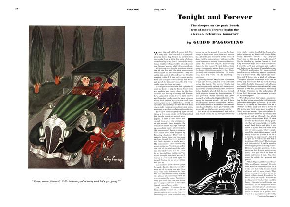 Article Preview: Tonight and Forever, JULY 1934 1934 | Esquire