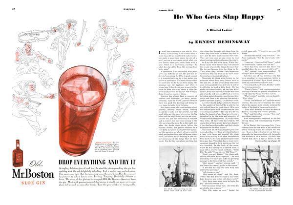 Article Preview: He Who Gets Slap Happy, AUGUST 1935 1935 | Esquire