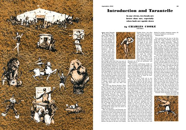 Article Preview: Introduction and Tarantelle, SEPTEMBER 1935 1935 | Esquire