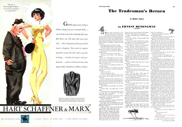 Article Preview: The Tradesman's Return, February 1936 | Esquire