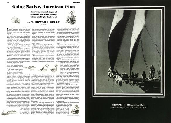 Going Native, American Plan