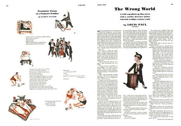 The Wrong World