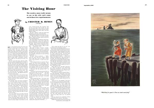 Article Preview: The Visiting Hour, SEPTEMBER 1936 1936 | Esquire