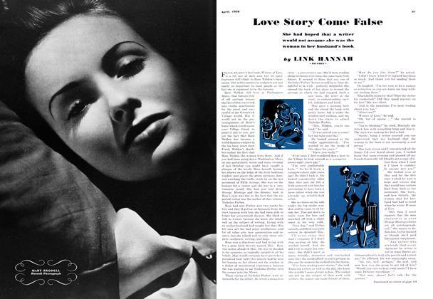 Article Preview: Love Story Come False, APRIL 1938 1938 | Esquire
