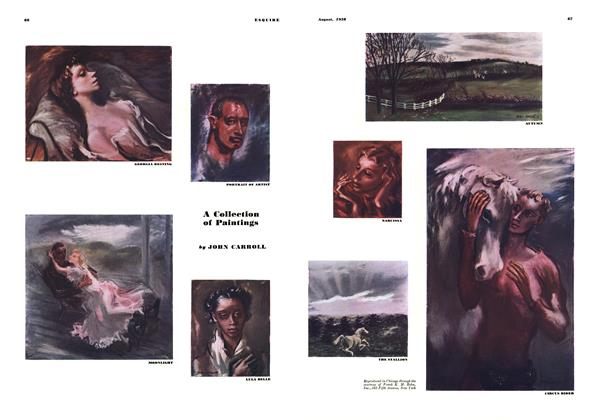 A Collection of Paintings