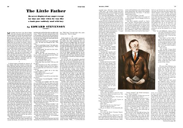Article Preview: The Little Father, OCTOBER 1938 1938 | Esquire