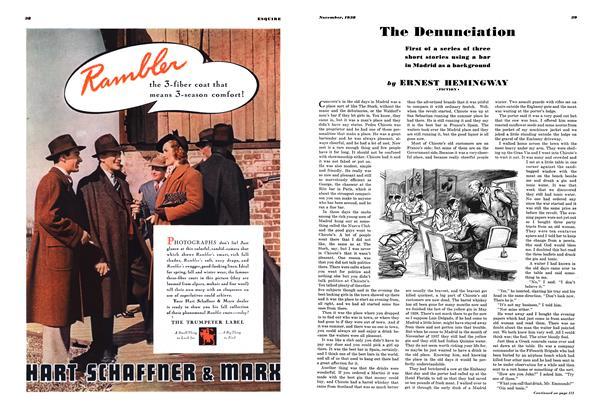 The Denunciation