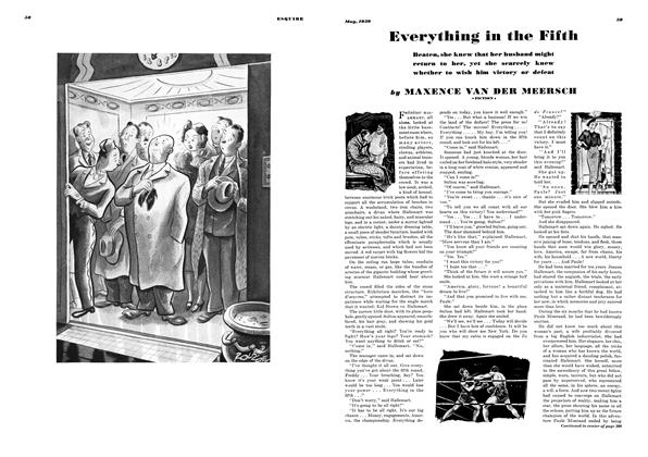 Article Preview: Everything in the Fifth, MAY 1939 1939 | Esquire