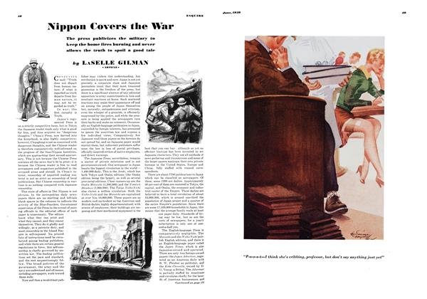 Nippon Covers the War