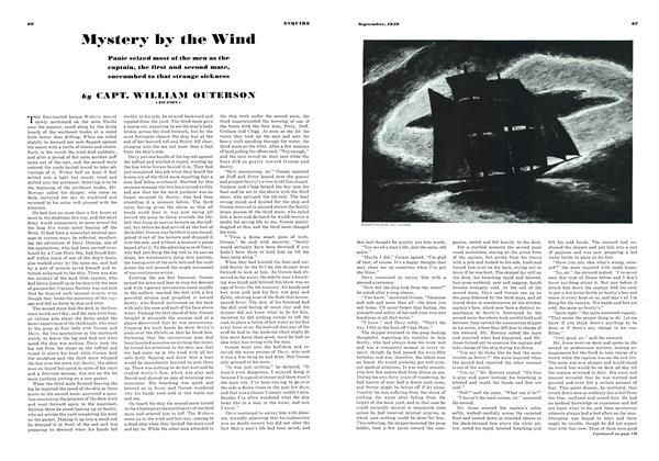 Article Preview: Mystery By the Wind, SEPTEMBER 1939 1939   Esquire
