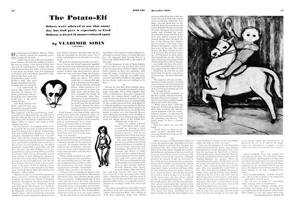 Article Preview: The Potato-Elf, DECEMBER, 1939 1939 | Esquire