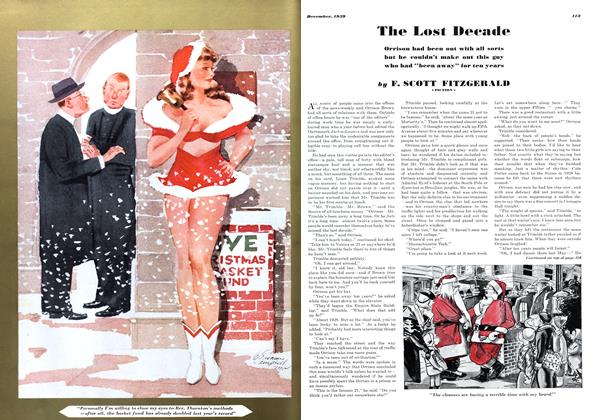 Article Preview: The Lost Decade, DECEMBER, 1939 1939 | Esquire