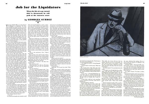 Job for the Liquidators