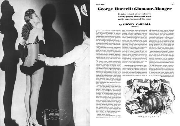 George Hurrell: Glamour-Monger
