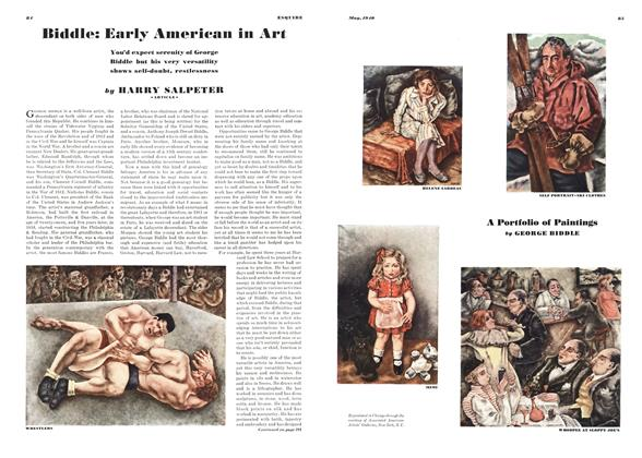 Biddle: Early American in Art