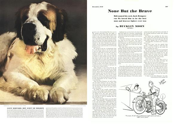 Article Preview: None But the Brave, DECEMBER, 1940 1940 | Esquire