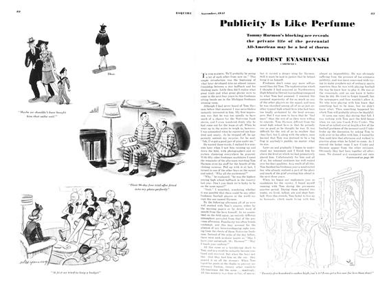 Publicity Is Like Perfume