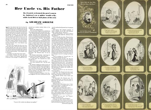 Article Preview: Her Uncle vs. His Father, JULY, 1942 1942 | Esquire