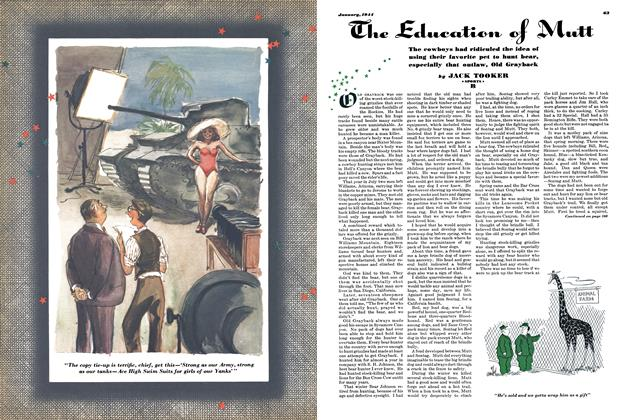 Article Preview: The Education of Mutt, JANUARY, 1944 1944 | Esquire