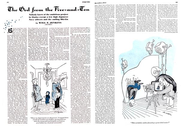 Article Preview: The God From the Five-and-Ten, DECEMBER, 1944 1944 | Esquire