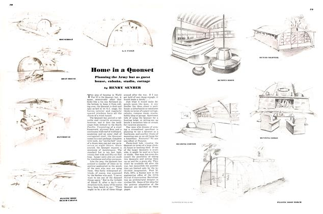 Article Preview: Home in a Quonset, APRIL 1945 1945 | Esquire