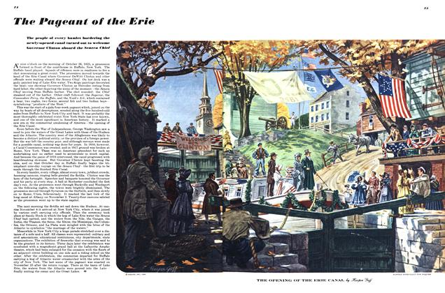 Article Preview: The Pageant of the Erie, NOVEMBER, 1945 1945 | Esquire