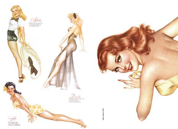 The Varga Girl