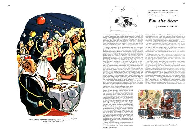 Article Preview: I'm the Star, JANUARY, 1946 1946 | Esquire