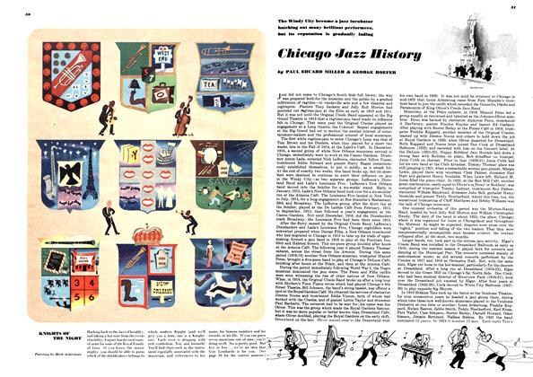 Chicago Jazz History
