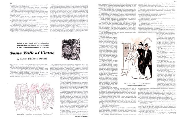 Article Preview: Some Talk of Virtue, AUGUST, 1946 1946 | Esquire