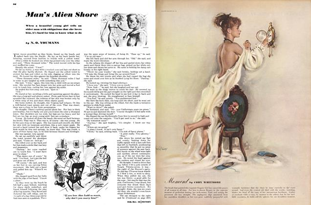 Article Preview: Man's Alien Shore, DECEMBER, 1946 1946 | Esquire