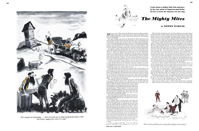 Article Preview: The Mighty Mites, JUNE, 1947 1947 | Esquire