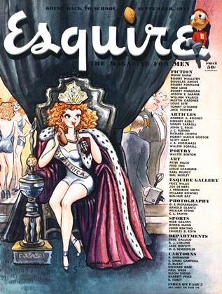 Cover for the September 1947 issue